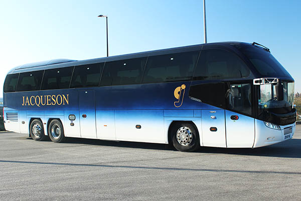 Neoplan Cityliner - Jacqueson Autocars