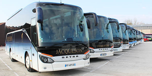 Neoplan Cityliner Jacqueson Autocars