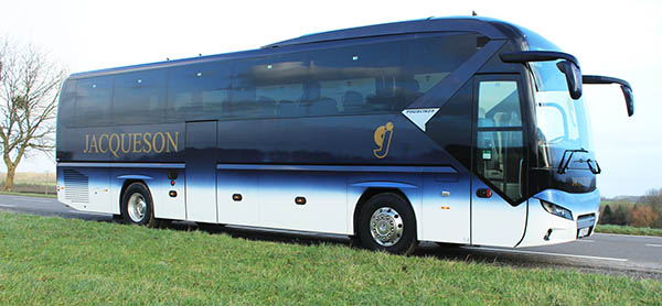 Jacqueson Autocars - MAN Tourliner